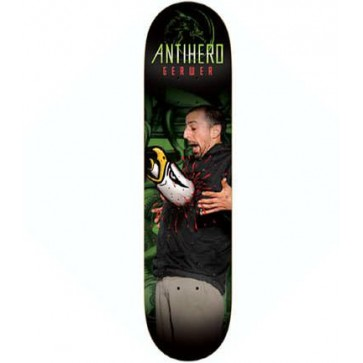 "Antihero Gerwer Alien Skateboard Deck - 8.06"""