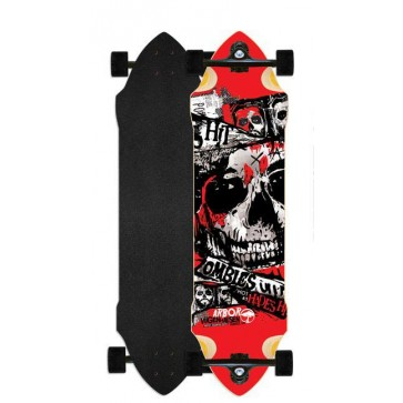 Arbor Skateboards - Vugenhausen GT Longboard Complete