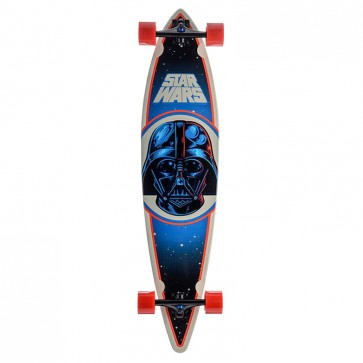 Santa Cruz Star Wars Darth Vader Cruzer Complete
