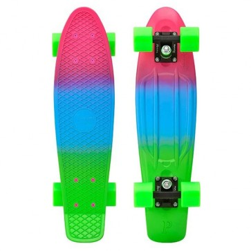 "Penny Skateboards - Flouro Fade Penny 22"" Skateboard Complete - Flouro"