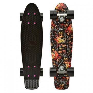 """Penny Skateboards - Floral Penny 22"""" Skateboard Complete - Floral"""