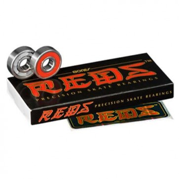 Bones Reds Skateboard Bearings