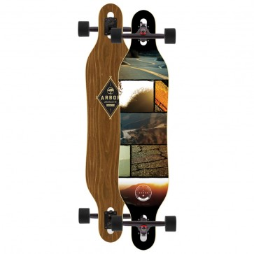 Arbor Skateboards - Axis Walnut Complete