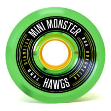 Landyachtz 70mm Mini Monster Hawgs