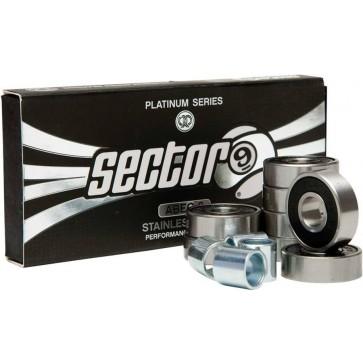 Sector 9 Platinum Abec 9 Bearings