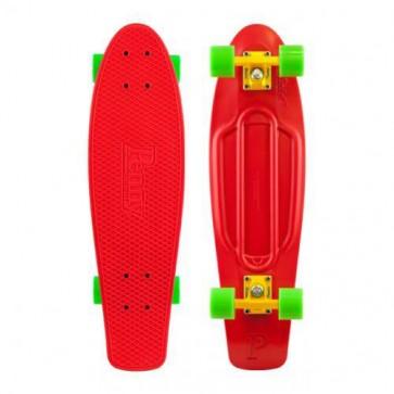 "Penny Skateboards - Nickel 27"" Red Yellow Green Complete Skateboard"