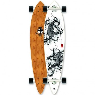 Arbor Skateboards - Fish Bamboo Longboard Complete