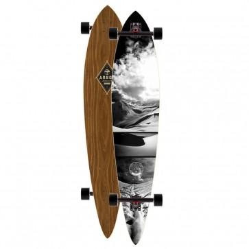 Arbor Skateboards - Timeless Walnut Complete