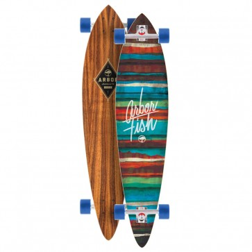 Arbor Skateboards - Fish Complete