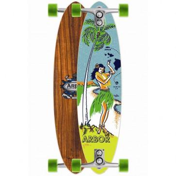 Arbor Skateboards - Zeppelin Longboard Complete
