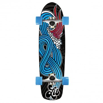 Lib Tech Jamie Lynn Infiniti Wave Skateboard Complete