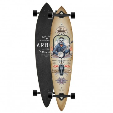 Arbor Skateboards - Fish GT Complete