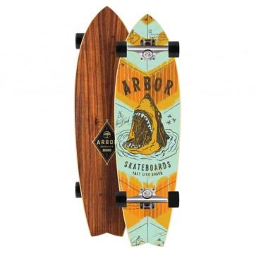 Arbor Skateboards - Sizzler Shark Complete