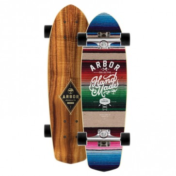 Arbor Skateboards - Pocket Rocket Complete