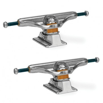 Independent 169 Forged Titanium Trucks - Silver