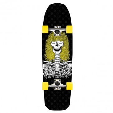 Lib Tech Skeleton Skateboard Complete