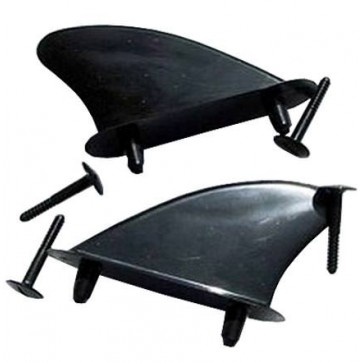 Block Surf - California Twin Fin Kit
