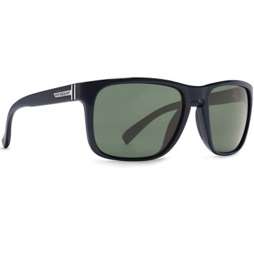Von Zipper Lomax Sunglasses - Black Gloss/Vintage Grey