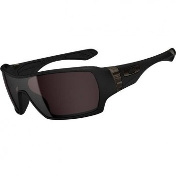 Oakley Offshoot Sunglasses - Matte Black/Warm Grey