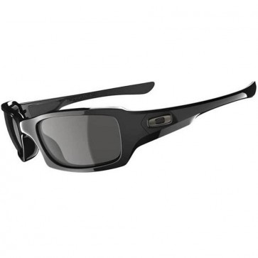 Oakley Fives Squared - Polished Black/Grey