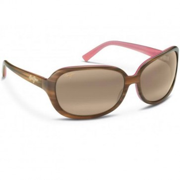 Maui Jim Rainbow Falls Sunglasses - Cinnamon Bubblegum/HCL Bronze