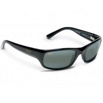 Maui Jim Stingray Sunglasses - Gloss Black/Neutral Grey