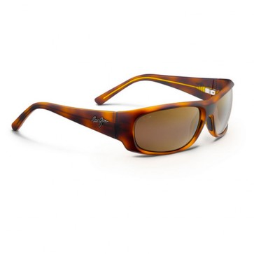 Maui Jim Spartan Reef Sunglasses - Matte Tortoise/HCL Bronze