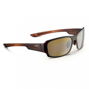 Maui Jim Bamboo Forest Sunglasses - Rootbeer Fade/HCL Bronze