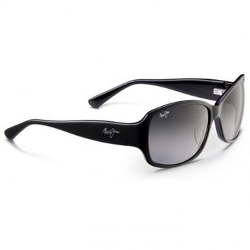Maui Jim Women's Nalani Sunglasses - Gloss Black/Neutral Grey