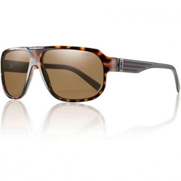 Smith Gibson Sunglasses - Havana/Brown Polarized