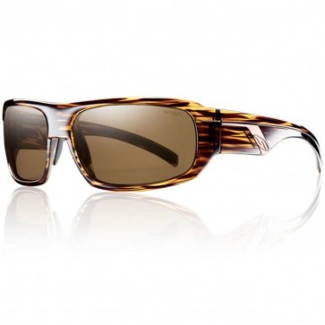 Smith Tactic Sunglasses - Mahogany/Brown Polarized