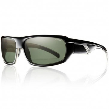 Smith Tactic Polarized Sunglasses - Black/Grey Green