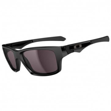 Oakley Jupiter Squared Sunglasses - Polished Black/Warm Grey