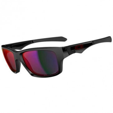 Oakley Jupiter Squared Sunglasses - Black Ink/OO Red Iridium Polarized