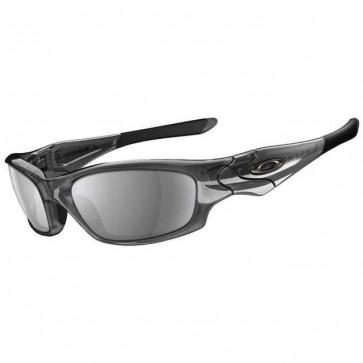 Oakley Straight Jacket Sunglasses - Grey Smoke/Black Iridium