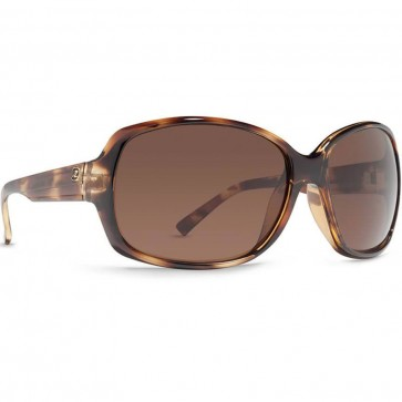 Von Zipper Ling Ling Sunglasses - Demi Tortoise/Bronze