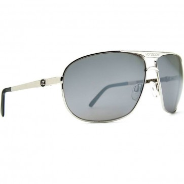 Von Zipper Skitch Sunglasses - Silver Grey/Chrome