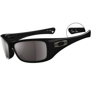 Oakley Hijinx Bruce Irons - Polished Black/Warm Grey