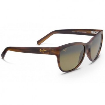 Maui Jim Ailana Sunglasses - Chocolate Matte/HCL Bronze