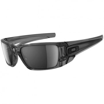 Oakley Fuel Cell Sunglasses - Grey Smoke/Black Iridium