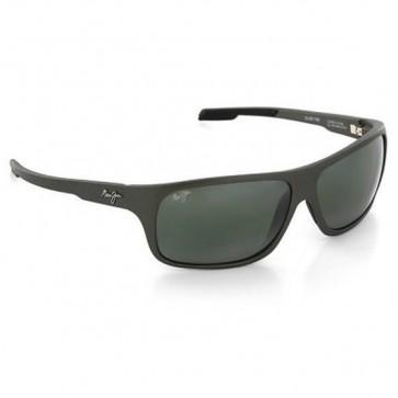 Maui Jim Island Time Sunglasses - Titanium/Neutral Grey