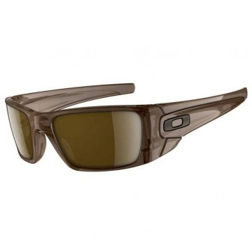 Oakley Fuel Cell Sunglasses - Polished Brown Smoke/Dark Bronze