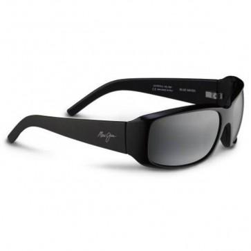 Maui Jim Blue Water Sunglasses - Midnight Black/Neutral Grey
