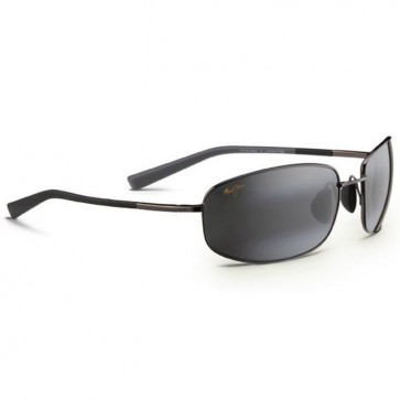 Maui Jim Fleming Beach Sunglasses - Gunmetal/Black/Neutral Grey
