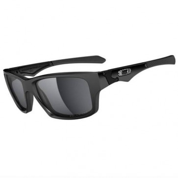 Oakley Jupiter Squared Jordy Smith Sunglasses - Polished Black/Black Iridium