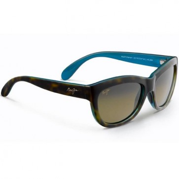 Maui Jim Women's Kanani Sunglasses - Tortoise/Peacock Blue/HCL Bronze