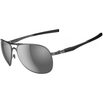 Oakley Plaintiff Polarized Sunglasses - Lead/Grey