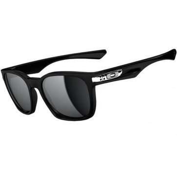 Oakley Garage Rock Sunglasses - Polished Black/Grey