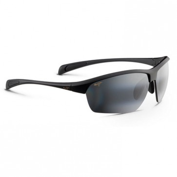 Maui Jim Stone Crushers Sunglasses - Matte Black/Neutral Grey