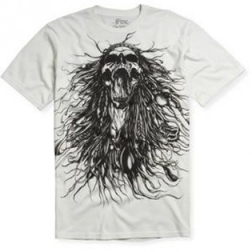 Fox Banshee T-Shirt - Chalk